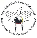 Aboriginal youth center montreal logo